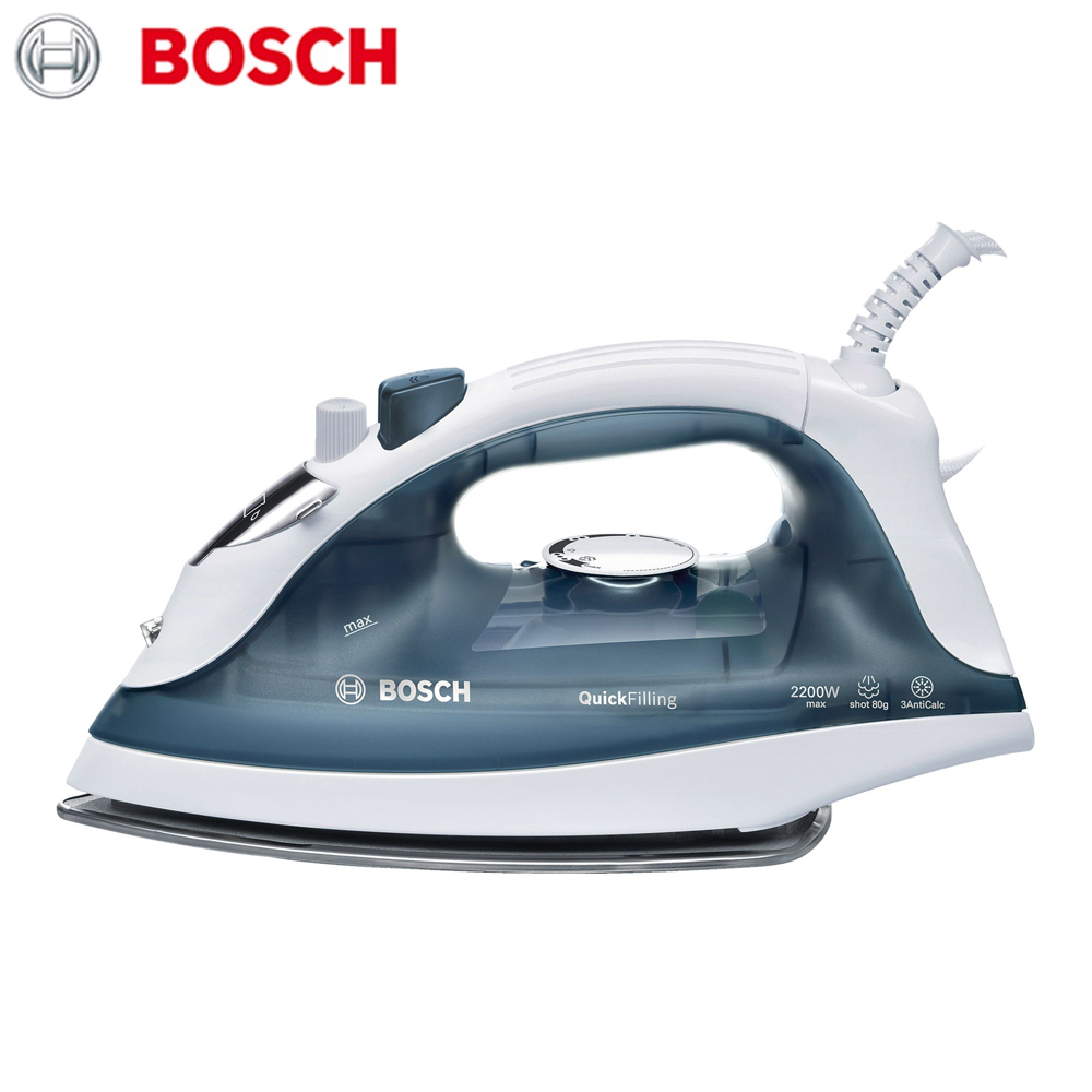 Electric Irons Bosch TDA2365  household appliances laundry steam iron ironing clothes цена
