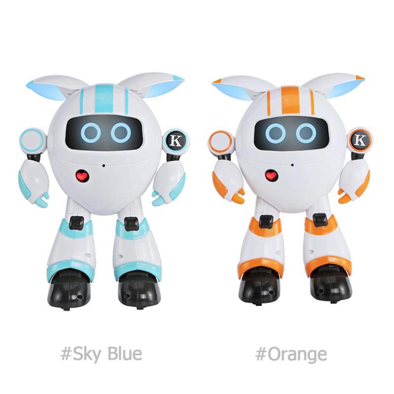 VKTECH Robot contrôle RC Robot jouet USB charge danse geste Action Figure jouets pour garçons enfants cadeau d'anniversaire