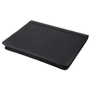 Image 4 - Лидер продаж, папка для конференций, кольцо кошелек из искусственной кожи, держатель A4 для деловых встреч, бизнеса