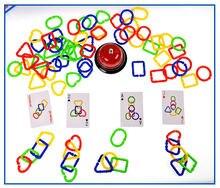 3d пазл детские игрушки кольцо для вытягивания игра мозга