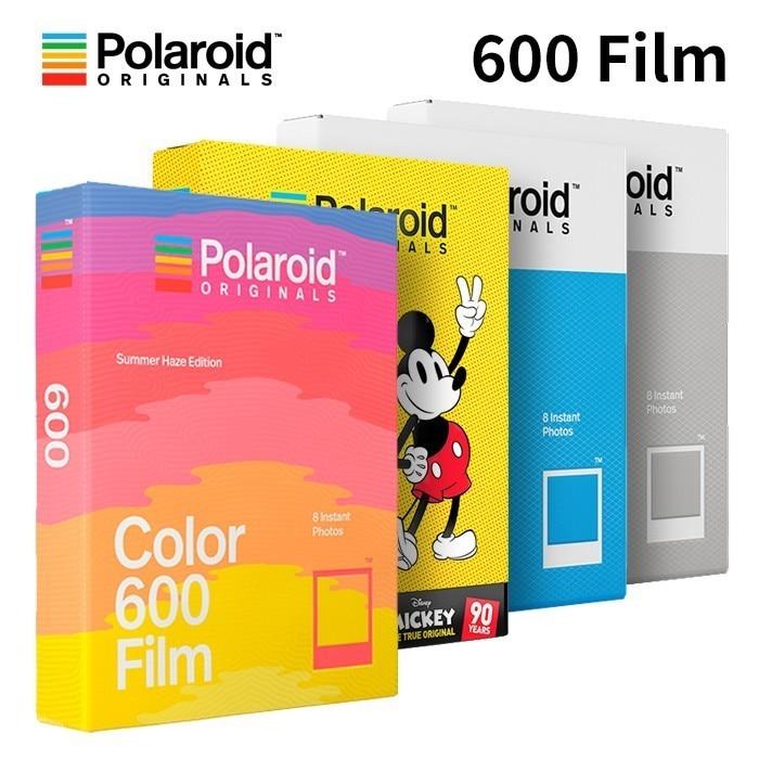 Instantânea Polaroid Originais 600 Cor Filme Preto-Branco Para Onestep2 Instax Câmera SLR680 636 637 640 650 660 Autofocus impossível
