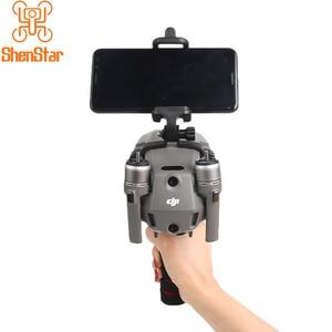 Image 3 - Drone Modified Kit Handheld Gimbal Stabilizer Vertical Shooting Phone / Remote Clip Holder Bracket for DJI MAVIC 2 PRO Zoom PTZ