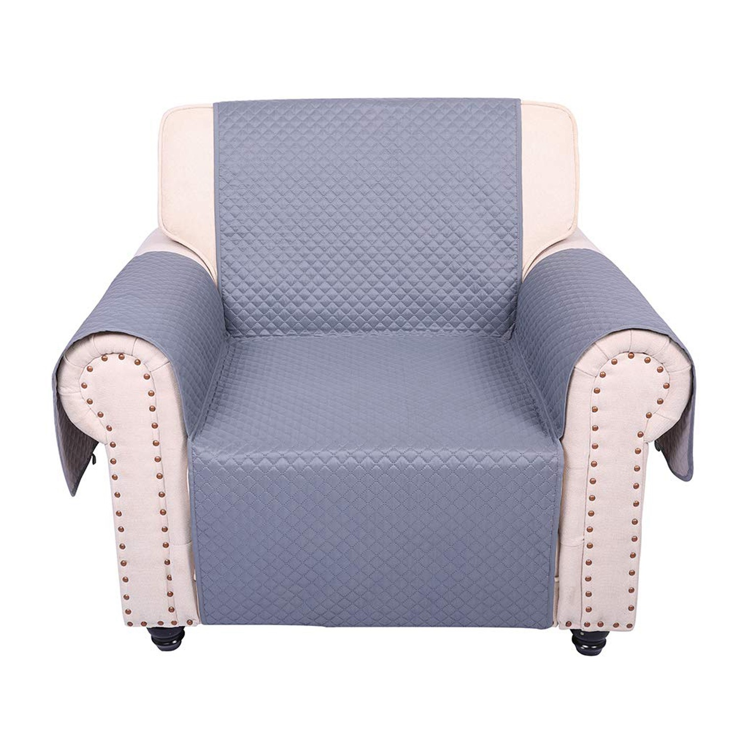 machine Cat Beds & Mats Pet Products Latest Collection Of Chair Cover For Dogs Pet And Kid,reversible Armchair Cover/stain Resistant Chair Slipcover/ Anti-slip Chair Protector