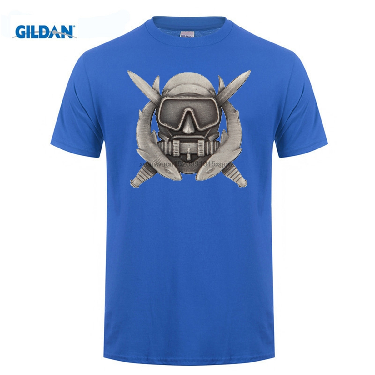 GILDAN New Short Sleeve Round Collar Famous tee cotton Combat Diver Best Friend black tshirt mens Hip Hop Topic O Neck Clothing in T Shirts from Men 39 s Clothing