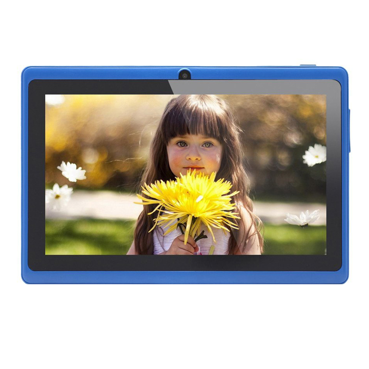 7 inch Android Google Tablet PC 4.2.2 8GB 512MB DDR3 Quad Core Camera Capacitive Touch Screen 1.5GHz WiFi