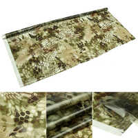 50cm*200cm Brown PVA Water Transfer Printing Film Hydrographic Hydro Dipping Kit