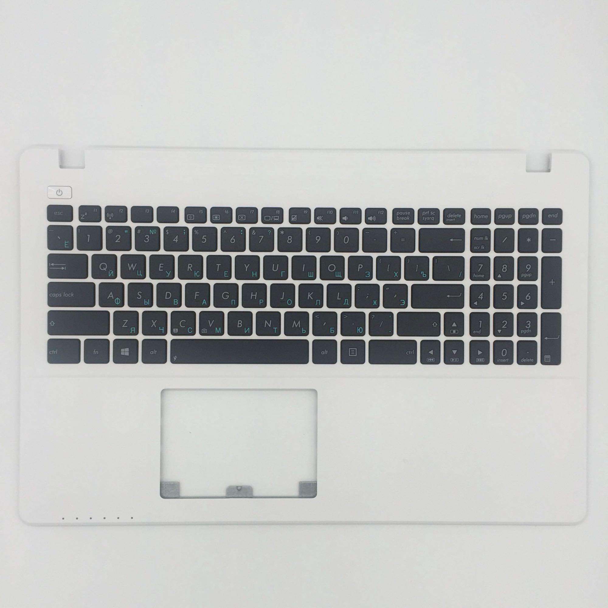 Danish Swedish Norwegian Finnish Nordic keyboard for Asus G752V//G752VT//G752VY