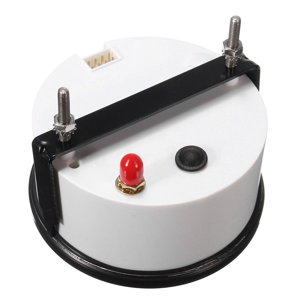 Jauges numériques imperméables automatiques de compteur de vitesse de Gps de moteur de voiture de 85Mm 200 Km/H - 5