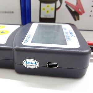 Image 4 - Multi language version MICRO 200 Automotivo Battery Digital CCA Battery Analyzer Vehicle Car Battery Tester 12V Diagnostic Tool
