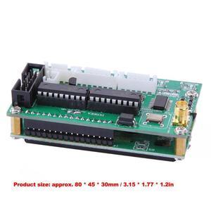 Image 5 - Generador de señal DC 8V 9V AD9850, 6 bandas, 0 55MHz, LCD, DDS, módulo Digital, generadores de señal