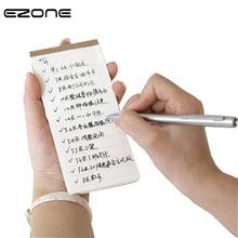 купить EZONE Kraft Cover Memo Pad Portable Notebook Line/Grid Page/To Do List Notepad Stationery Office Blotter Students Words Book по цене 106.65 рублей