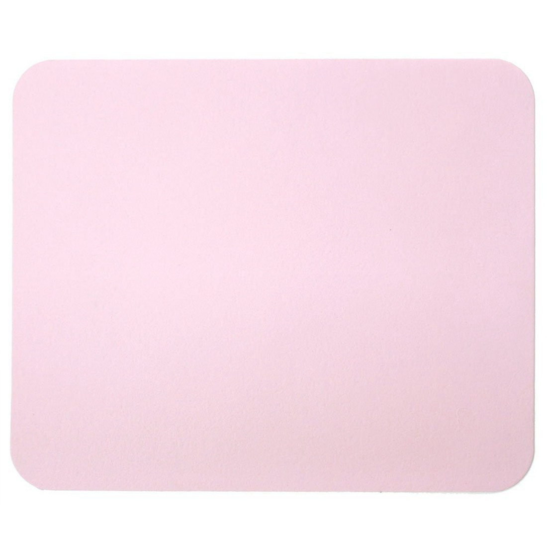 Mouse Mat Computer Mouse Silicone Gel Mouse Pad Ultra-thin Laptop Computer, Pink