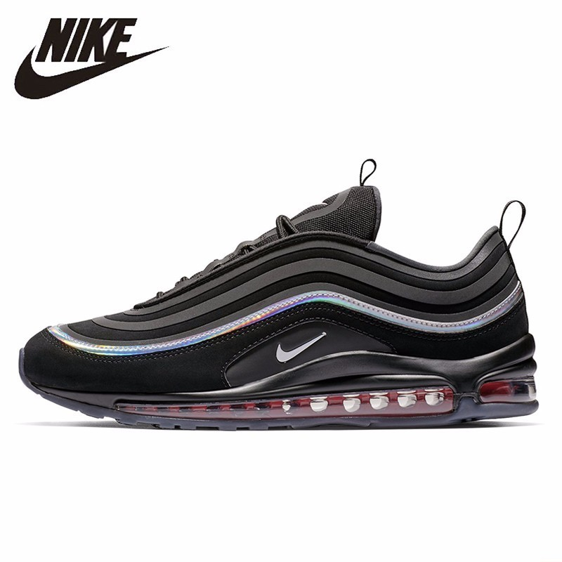 Nike Air Max 97 Ul '17 Ultra New Arrival Man Running Shoes Motion Leisure Time Comfortable Breathable Sneakers#BV6666-016/106