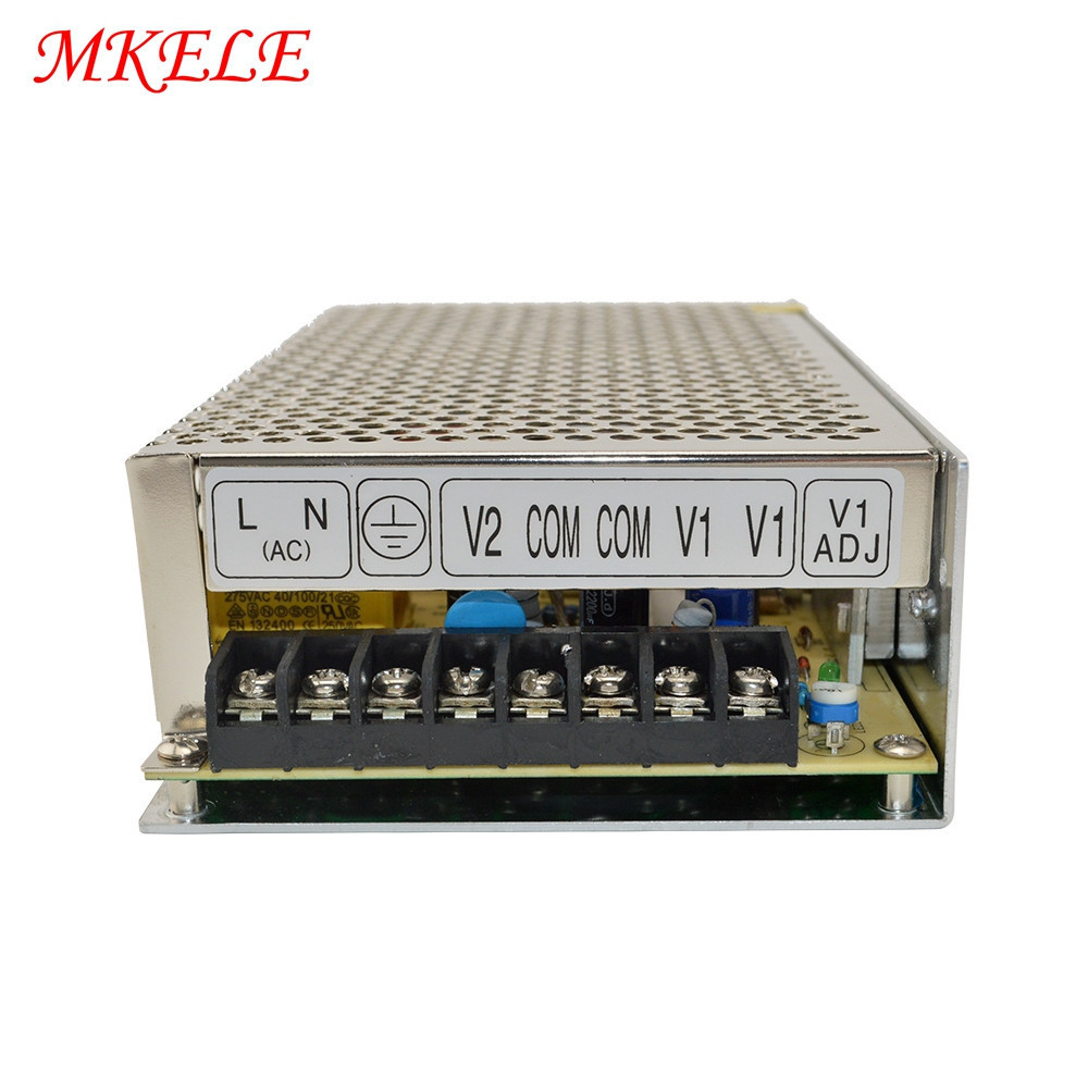 120W LED Switching Power Supplies 5V 12A 12V 5A D-120A From Makerele120W LED Switching Power Supplies 5V 12A 12V 5A D-120A From Makerele