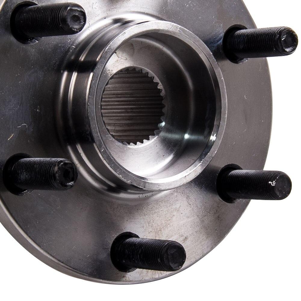 1 moyeu de roulement de roue avant pour NISSAN NAVARA 4WD D22 D40 YD25 VQ40 espagnol MAX pour NISSAN NAVARA/PATHFINDER 2.5, 3.0, 4.0 dCi SPT - 6