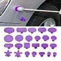 Инструмент для безболезненного удаления вмятин  присоска  прокладка  Ремонтный инструмент для вмятин в автомобиле  съемник вмятин на присо...