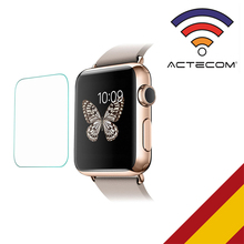 ACTECOM PROTECTOR DE PANTALLA PARA APPLE WATCH 42 MM SERIE 3 CRISTAL TEMPLADO