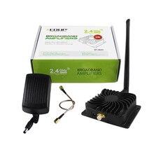 8 واط 2.4 جيجا هرتز IEEE 802.11b/g/n مُعزز إشارة wifi مكرر مكبرات الصوت ذات النطاق العريض لمحول راوتر لاسلكي واي فاي تكرار