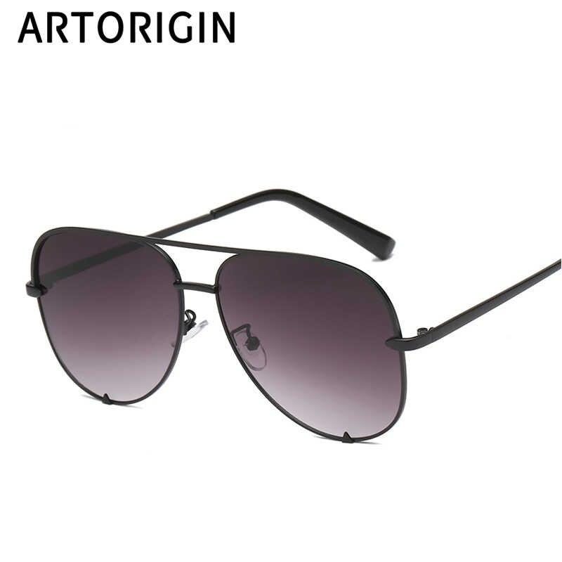 new fashion flat top aviation sunglass pink sunglasses women brand designer oculos aviador mirror shades sun glasses female