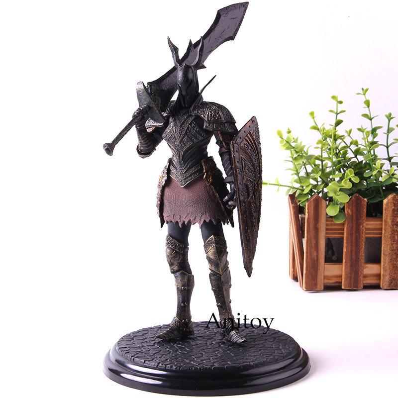 Dark Souls Figurine Black Knight Sculpt Collection Vol.3 PVC Action Figures of Games Collection Model Toys figurine