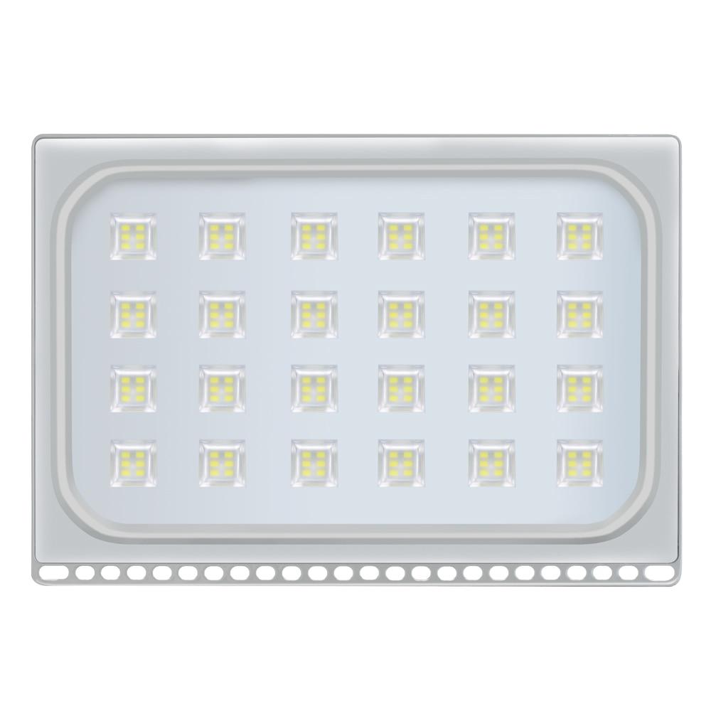 2PCS 150W 220V 110V Ultrathin LED Flood Light Outdoor Street Garden Wall Lamp Floodlight LED Spotlight IP65 Waterproof|Floodlights| |  - title=