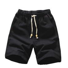 2019 Summer New Cotton Shorts Loose Men's Casual Sh