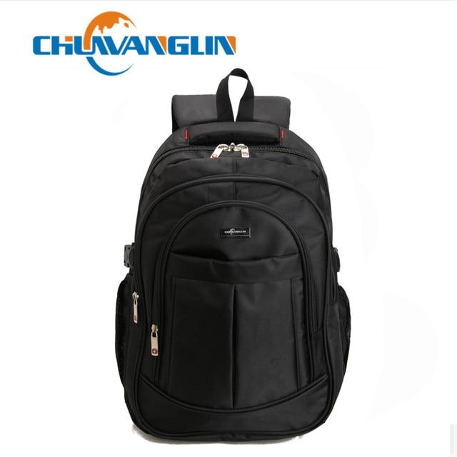 Chuwanglin Men and Women Laptop Backpack 17 Inch Rucksack SchooL Bag  waterproof Backpack Male Notebook Computer 82b3ed25237ce