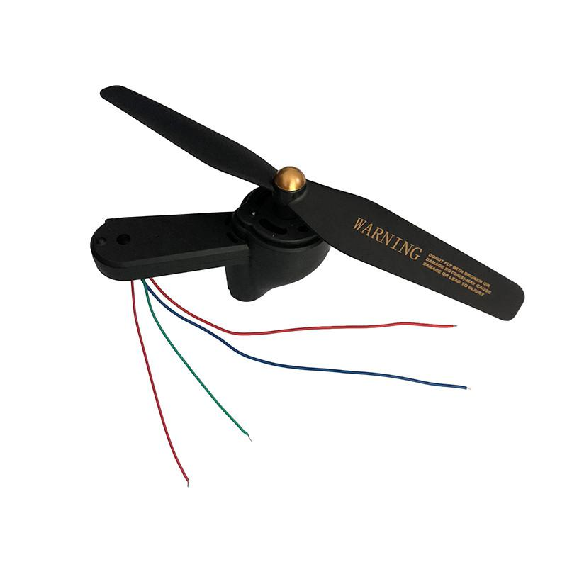 RCtown For VISUO XS812 RC Quadcopter Spare Parts Arms With Motor Propeller