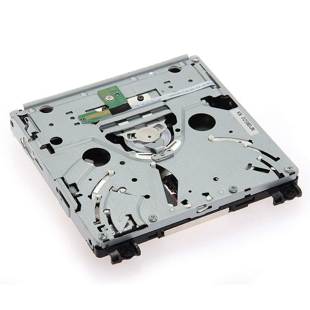 FFYY-Replacement DVD Rom Drive Disc Repair Part for Nintendo Wii D2A D2B D2C D2E Console