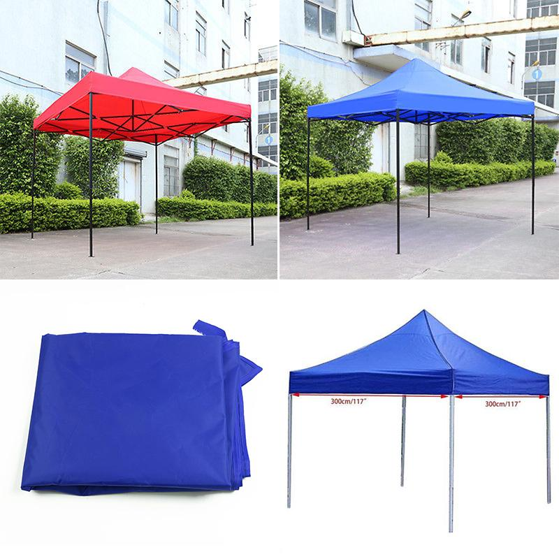 Image 3 - Garden Gazebo Outdoor Tent pavilion tent partytent Patio Cover Wedding Party BBQ Canopy Sun Shade Shelter Replace Part-in Gazebos from Home & Garden