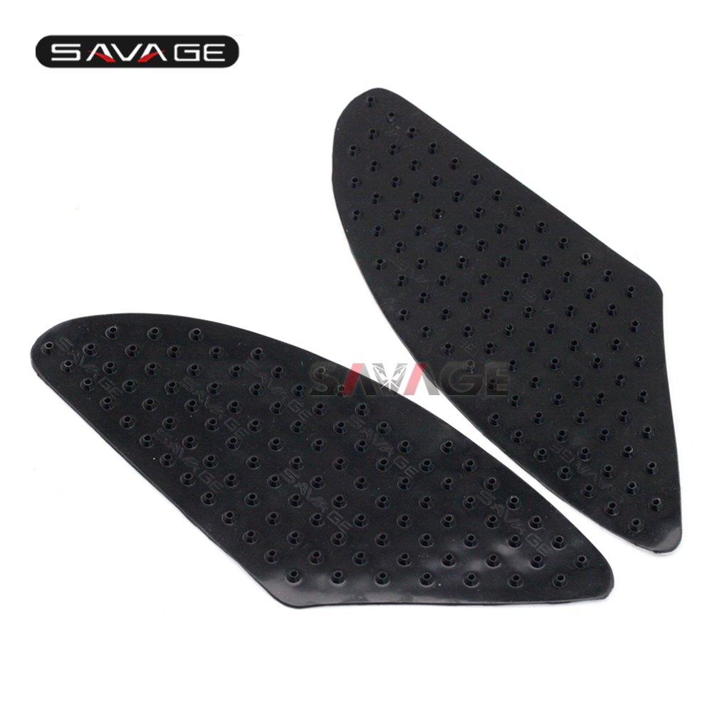 For Kawasaki Z750 Z1000 2007 2008 2009 Motorcycle Tank Traction Pad Anti Slip 3m Sticker Side Decal Gas Knee Grip Protector