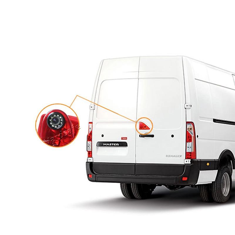 Vardsafe VS867   Brake Light Rear View Reversing Camera for Renault Master / Opel Vauxhall Movano / Nissan NV400 (2010-2019)Vardsafe VS867   Brake Light Rear View Reversing Camera for Renault Master / Opel Vauxhall Movano / Nissan NV400 (2010-2019)