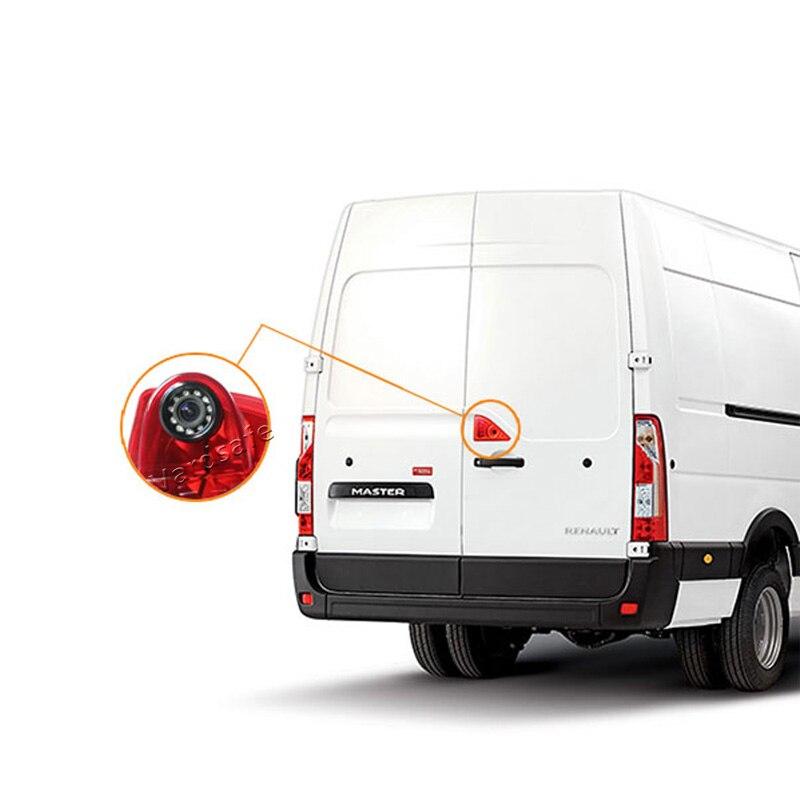 Vardsafe VS867 | feu de freinage caméra de recul pour Renault Master/Opel Vauxhall Movano/Nissan NV400 (2010-2019)