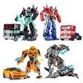 Роботы-трансформеры для автомобиля  19 см  Шмель  Оптимус Прайм  Мегатрон  децептиконы  джаз коллекция  экшн-фигурки  подарок для детей