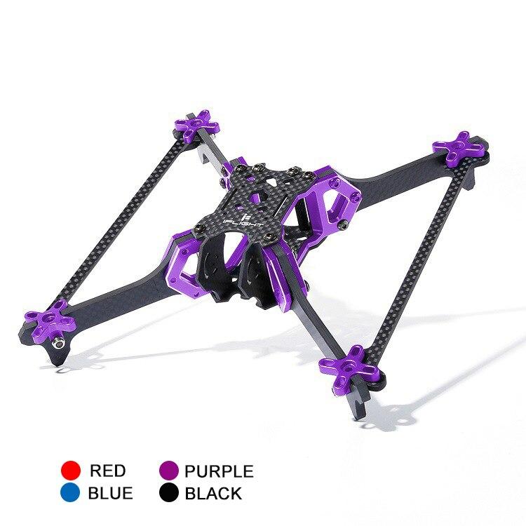 IFlight Vertigo VX5 V2 5 ''Drone cadre 200mm empattement 4mm bras CNC 20*20 trou de montage HX Type cadre Kit pour Drone de course FPV