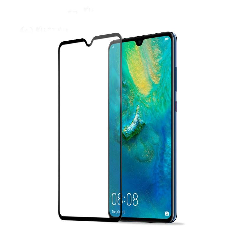 9H Full Cover Tempered Glass For Huawei P Smart 2019 Protective Glass Film For Huawei Nova 4 3 3i Honor 8X 8C Mate20Lite Y9 2019