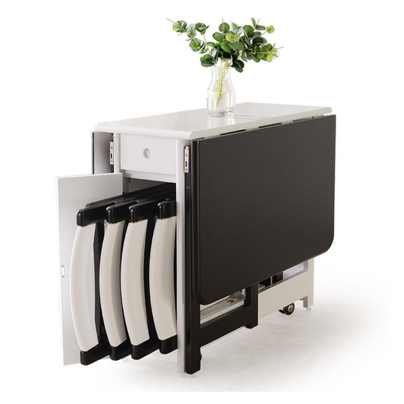US $2215.77 36% OFF Makan Comedores Mueble Tafel Escrivaninha Tavolo  Pliante Shabby Chic Wooden Folding Mesa Tablo Desk Bureau Dining Room  Table-in ...