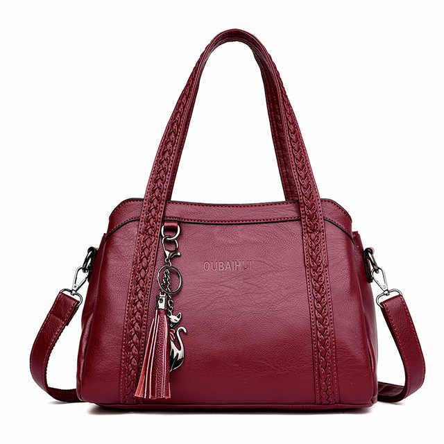 38bbd81a3eb9 2019 модные женские сумки через плечо дизайнеры для женщин пояса из  натуральной кожи сумки Мужская тотализаторов
