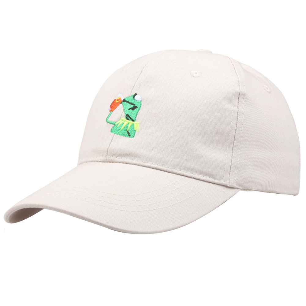 2e9513585a14f Dad Hat 2018 For Men Drake Daddy Caps KERMIT NONE OF MY BUSINESS  UNSTRUCTURED DAD HATS FROG TEA LEBRON JAMES NEW Casquette -in Baseball Caps  from Apparel ...