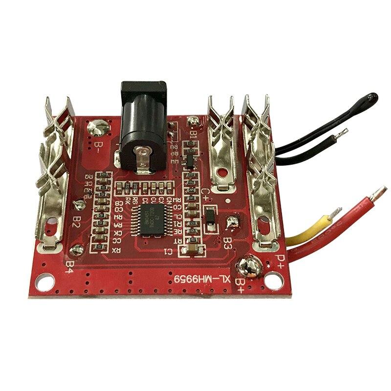 1 шт. 5S 18 в 20A литий-ионный аккумулятор Защитная плата PCM PCB литиевая батарея Защитная плата для электроинструментов