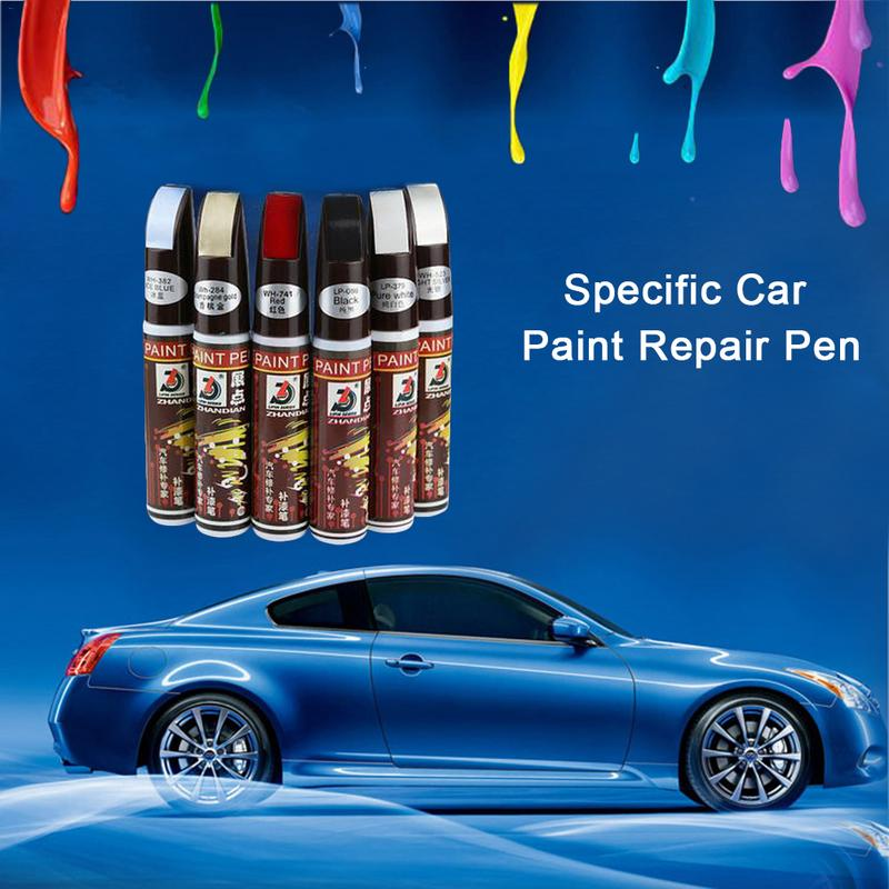 Image 5 - 12ml Car Scratch Repair Fix It Pro Auto Care Scratch Remover Maintenance Paint Care Auto Paint Pen Professional Car styling-in Painting Pens from Automobiles & Motorcycles