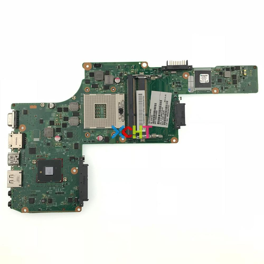 V000245060 6050A2338401-MB-A02 for <font><b>Toshiba</b></font> Satellite L630 <font><b>L635</b></font> Laptop Notebook PC <font><b>Motherboard</b></font> Mainboard Tested image