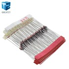 GREATZT 140PCS 1/2w 0.5W Zener Diode 3.3-30V 14values*10pcs=140pcs Assorted Assortment Set New electronic diy kit