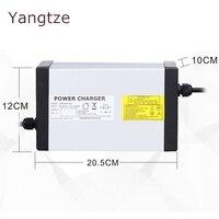 Yangtze 58.4 V 15A 14A 13A Lifepo4 Carregador De Bateria de Lítio Para 48 V (51.2 V) ebike bicicleta E Pacote AC DC fonte de Alimentação|battery charger|lithium battery charger|charger for -