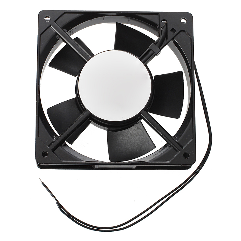 Industrial 120 X 120 X 25mm 0.1A AC 220-240V Cooling Fan