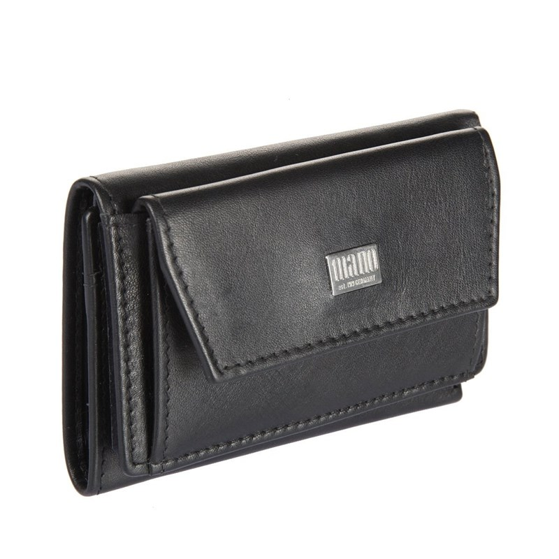 Coin Purse Mano 15813 Linea black coin purse mano 19537 black
