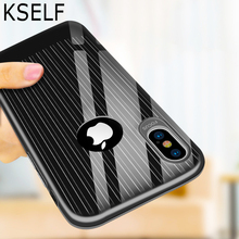 KSELF Ultra Thin Clear Soft TPU Back Cover for iPhone 7 6 6s 8 Plus X Xs Max XR Transparent Crystal Case Cove for iPhone 6 7 8 0 3mm ultra thin tpu back case for iphone 6 4 7 transparent white yellow