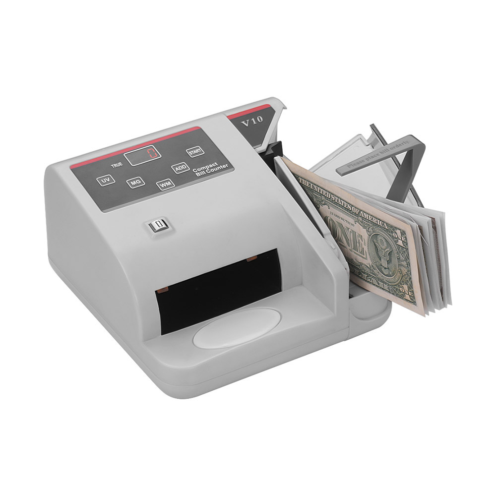 Bill-Counting-Machine-Detector Money-Counter Cash-Banknote Currency Mini UV With Uv/mg/Wm