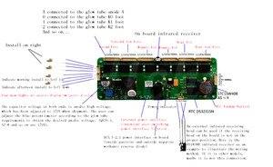 Image 4 - DYKB 6 bit kızdırma saati anakart çekirdek kurulu kontrol paneli uzaktan kumanda evrensel in12 in14 in18 qs30 1 kontrol dc 9V 12V