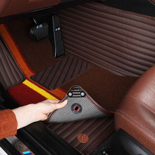 цена на Myfmat car floor mats for VOLVO S40 S80L S80 XC60 C30 C70 XC90 V60 V40 S60L XC-Classic Kodiaq Spaceback NEW SUPURB Octavia Fabia